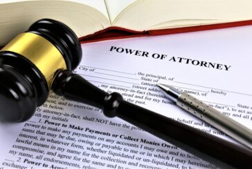 In The Event You Produce a Power Attorney?